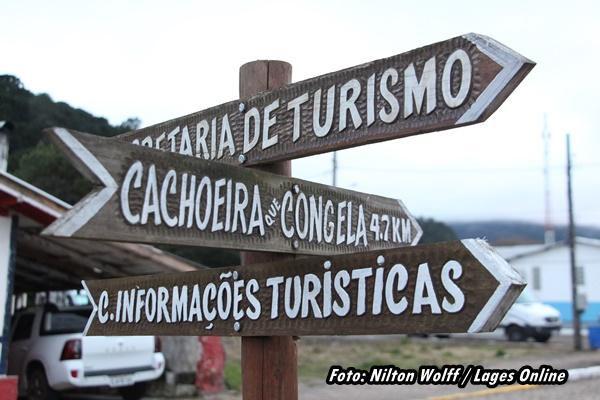Galeria 2 - Notícia Lages Turismo Frio na Serra Catariense