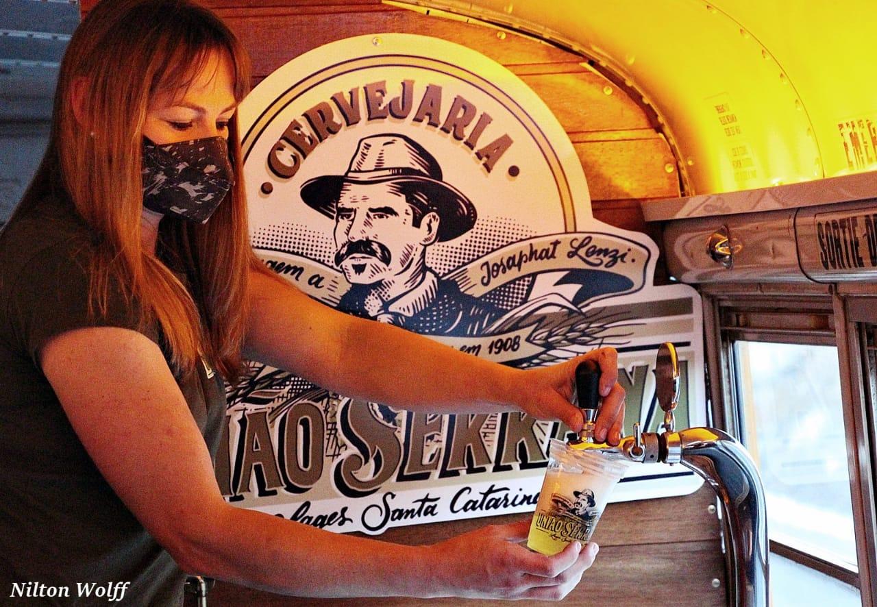 Galeria 1 - Notícia Lages Turismo Bus Bier: Conhecendo a Rota da Cerveja na Serra Catarinense
