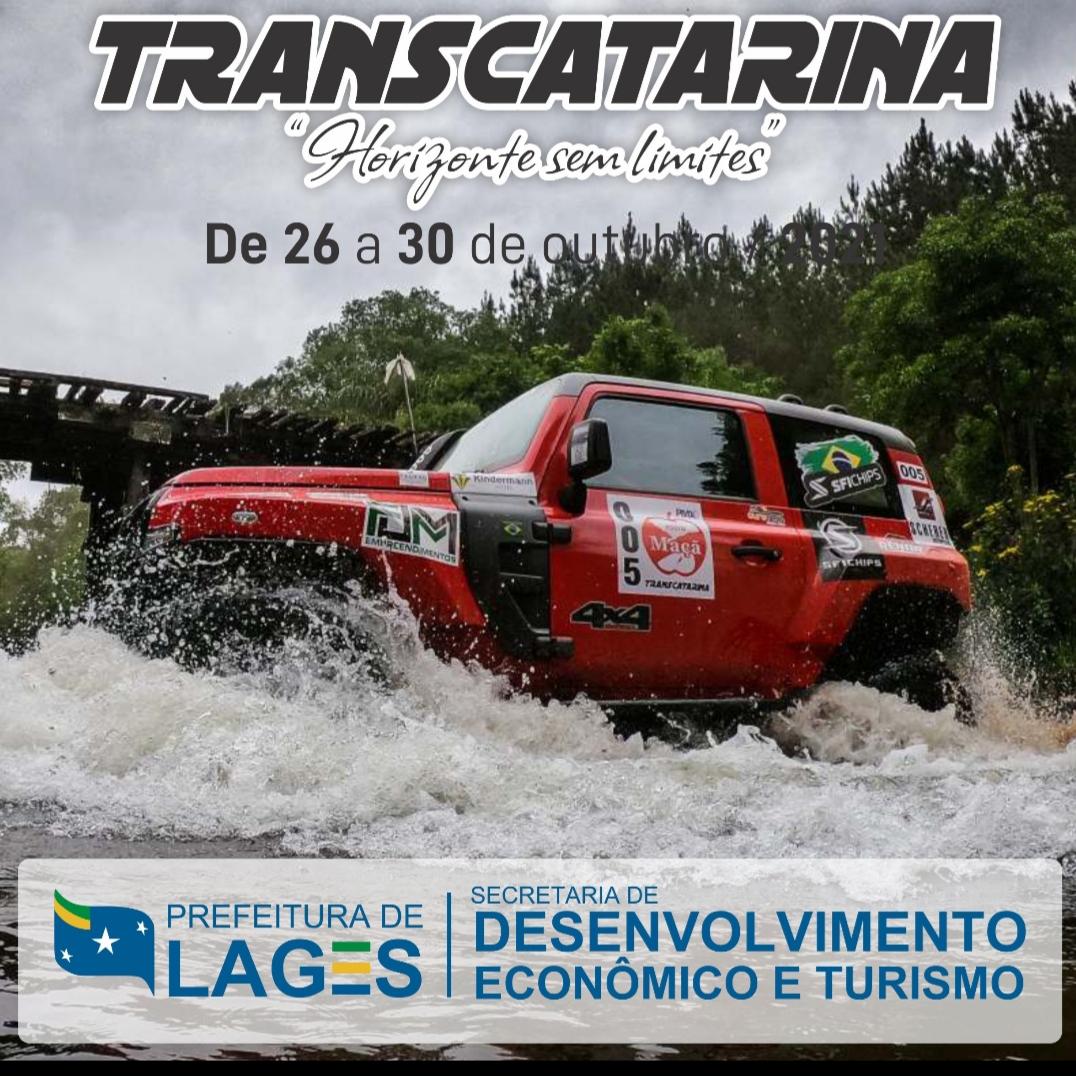 13º Transcatarina Lages Turismo