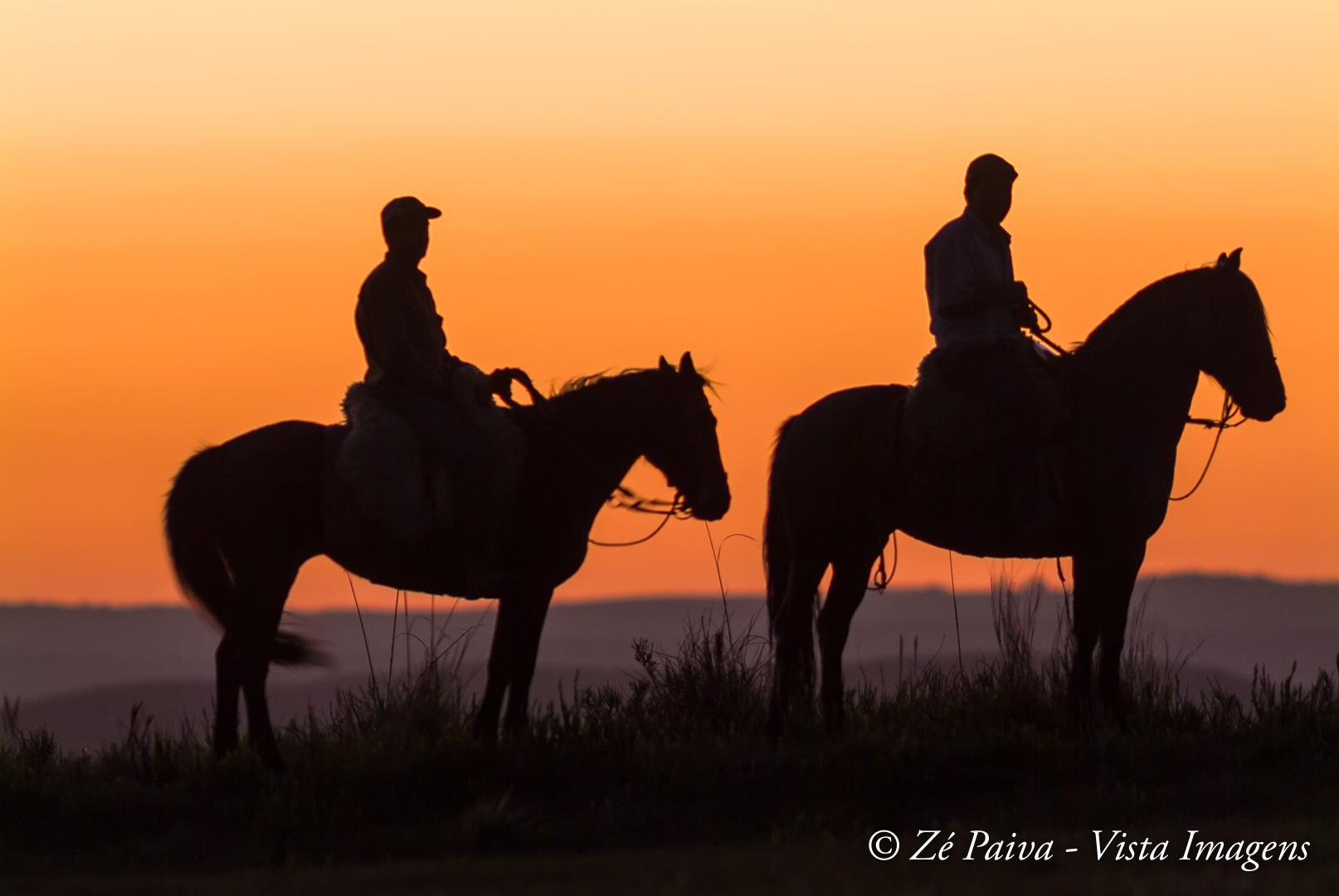 Cavalgada com a Coxilha Rica Turismo Equestre