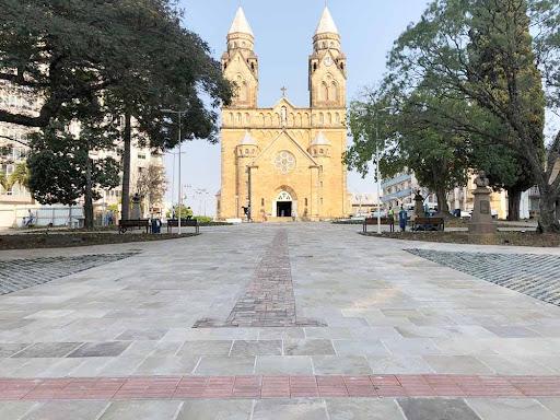 Praça João Ribeiro  - Localizada entre as ruas Frei Rogério e Benjamin Constant.