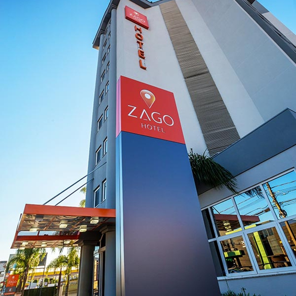 Turismo em destaque: Zago Hotel