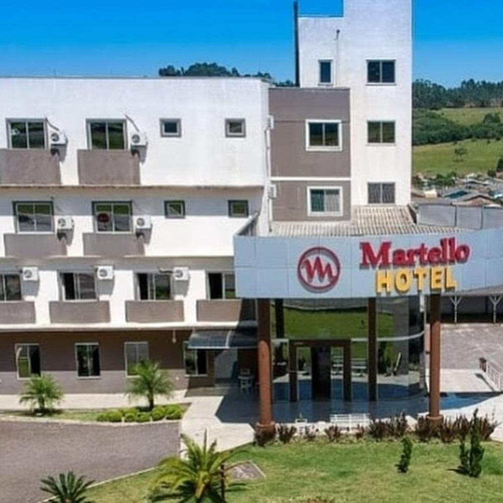Turismo em destaque: Martello Hotel