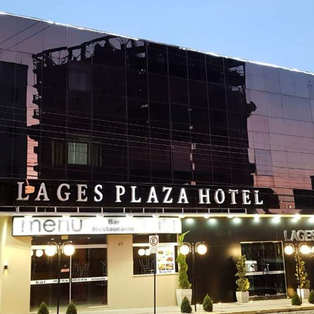 Turismo em destaque: Lages Plaza Hotel