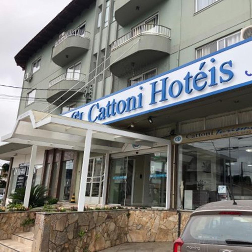 Turismo em destaque: Hotéis Cattoni Executivo (Dom Pedro)