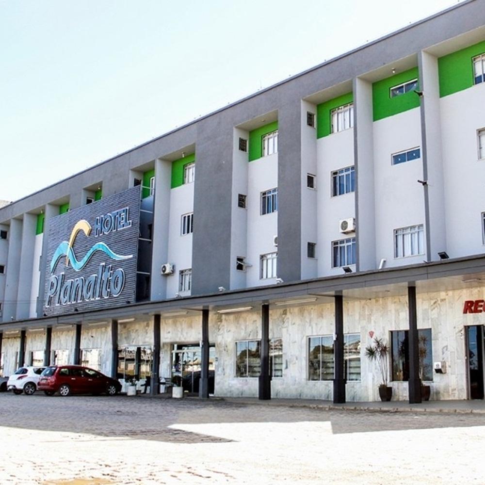Turismo em destaque: Hotel Planalto
