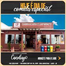 Turismo em destaque: Churrascaria e Lanchonete Candiago
